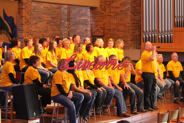 Grace Lutheran Church Choir