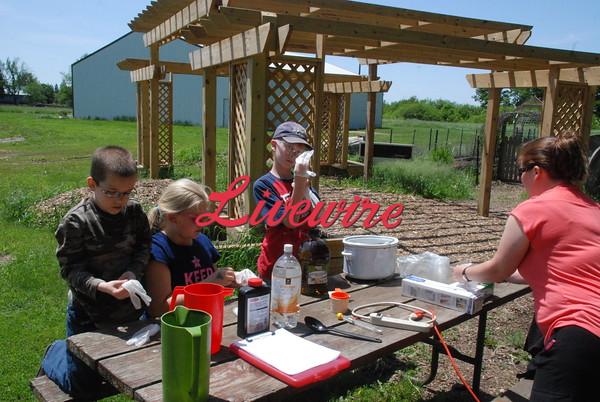 PEBC Pioneer Adventure Camp 2015