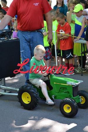 Summerfest 2015 - Pedal Pull