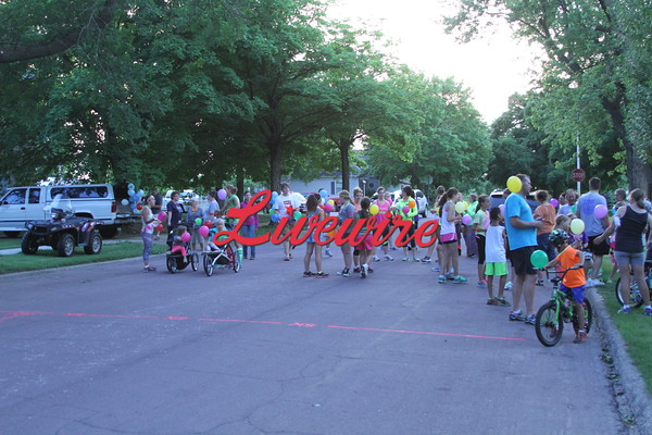 Summerfest Glow Run 2015